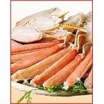 【お得価格 カット済】ボイルずわい蟹どーんと 1.2kg!!の詳細ページへ