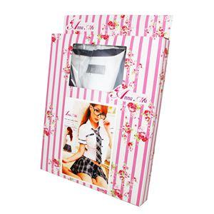 黒リボンのビキニバニーガール6点セット 【オリジナル化粧箱入り】