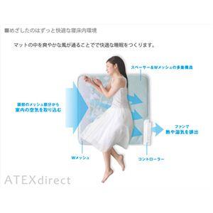 ATEX(アテックス) エアコンマット SOYO(そよ) AX-HM1211H ハーフ