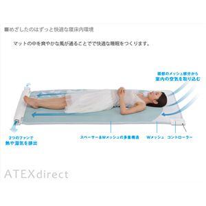 ATEX(アテックス) エアコンマット SOYO(そよ) AX-HM1210S シングル