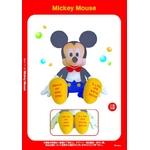 Disney(ディズニー) ウェイトドール ミッキーマウス タキシード仕様