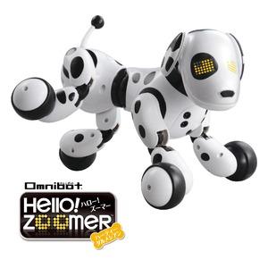 オムニボット(Omnibot)シリーズ Hello!zoomer(ハローズーマー) ハーティーダルメシアン