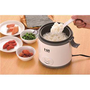 SRC-15 HOME SWAN ミニ炊飯器 1.5合炊き