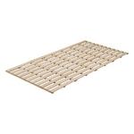 桐 四つ折り すのこベッド ダブル 3262の詳細ページへ