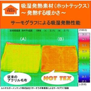 あったか発熱毛布 ホットテックス(HOT TEX) ニューマイヤー毛布 シングル ピンク