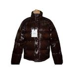 Moncler(モンクレール) ダウンジャケット EVER(エバー) シャイニーダークブラウン サイズ2