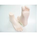 リフレクソロジー練習用 足人形(足首)