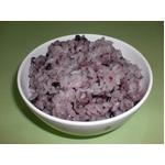 青森産古代米・減農薬無化学肥料 紫黒米(モチ)