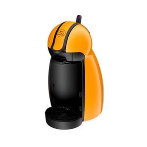 Nestle(ネスレ) ホームバリスタシステム NESCAFE Dolce Gusto(ネスカフェ ドルチェグスト) Piccolo Premium(ピッコロ プレミアム) MD9744PO バーントオレンジ 【エスプレッソマシーン】