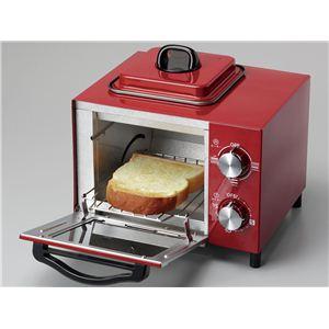 KOIZUMI(コイズミ) オーブントースター KOS-0701/R