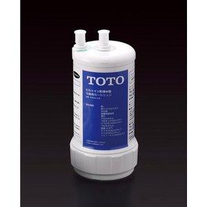 TOTO ビルトイン形浄水器 取替え用カートリッジ TH634-2