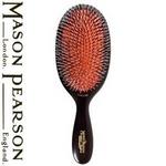 MASON PEARSON(メイソンピアソン) ナイロン+猪毛ブラシ ポピュラーミックス 【正規輸入品】