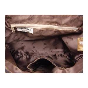 【正規品】Bolsos maridel(ボルソス マリデル) レザーショルダーバッグ 5480(BLACK)