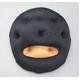 電気を使わない 暖か足温器 Cubeads「ペチカ」(色:外面/黒、中面/オレンジ)