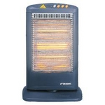 FUKADAC(フカダック) ハロゲンクリーンヒーター FH-1225J 空気を汚さないクリーンな暖房!