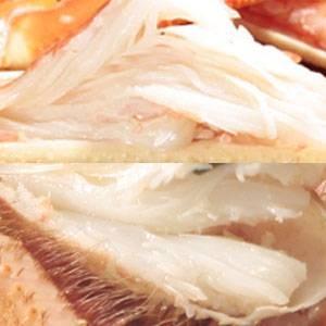 かに三昧満腹福袋Aセット(ボイル)/3種・合計1.5kg(姿ずわいがに・毛がに・たらばがに脚)06