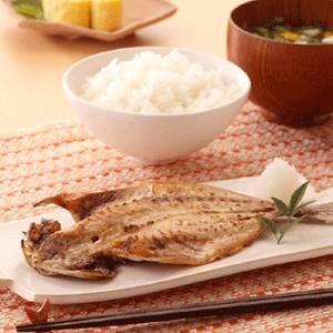 沼津「奧和」のひもの詰合せ5種(9枚)あじ、さんま、かます、金目鯛、ほっけ04