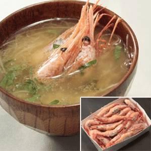 【生食可能】天然甘えび 刺身用1kg(4Lサイズ・40尾前後)