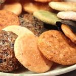 草加煎餅(せんべい) 「小丸ミックス」 500g入の詳細ページへ