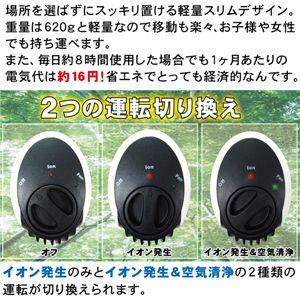 マクロス More+空気清浄機 MCE-3255
