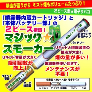電子タバコ「マジックスモーカー」用 コンセントアダプター