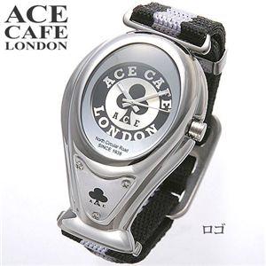 【2008年 70年周年記念】 ACE CAFE LONDON(エースカフェ ロンドン) ゴーグルウォッチ ロゴ