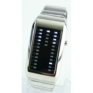 Godier LEDグラフウォッチ Aタイプ ホワイト