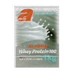 ホエイプロテイン『アルプロンPプロテイン』1kg(抹茶味) 画像1