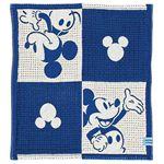 ディズニー ミッキーマウス 和ミッキー ウォッシュタオル 【3セット】