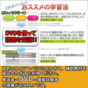 DVDレッスンビデオ 誰でもわかる TOEIC(R)TEST 英文法編 Vol.1 文型を理解する1