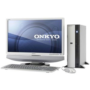 ONKYO(オンキョー) デスクトップパソコン S505A6B/21W1