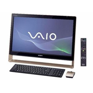 SONY(ソニー) VAIO Lシリーズ L128 Win7HomePremium 64bit Office ブラウン VPCL128FJ/T