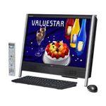 NEC(日本電気) デスクトップパソコン PC-VN770WG6B VALUESTAR N ブラックの詳細ページへ
