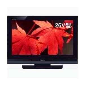 TOSHIBA(東芝)REGZA(レグザ)26V型 地上・BS・110度CSデジタルハイビジョン液晶テレビ 26A9000-K ムーンブラック