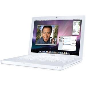 Apple(アップル) ノートパソコン MacBook(マックブック) 2.13GHz 13.3インチ 160GB MC240J/A