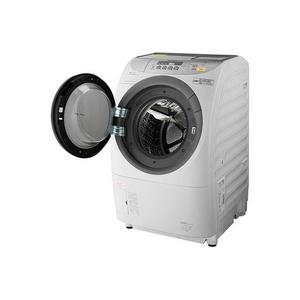 PANASONIC(パナソニック) 9.0kg ドラム式洗濯乾燥機【左開き】クリスタルホワイトジェットDancing NA-V1600L-W
