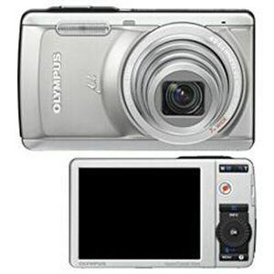 OLYMPUS(オリンパス) デジタルカメラ μ-7040 チタニウムシルバー