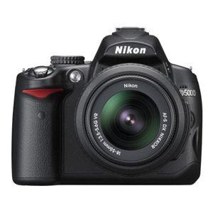 NIKON(ニコン) デジタル一眼レフカメラ D5000 ダブルズームキット