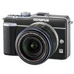 OLYMPUS E-PL1レンズキット(ブラック) (デジタル一眼レフカメラ)