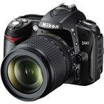 NIKON D90 AF-S DX 18-105G VR レンズキット (デジタル一眼レフカメラ)