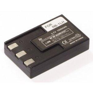 JTT Canon用デジタルカメラNB-1LH互換バッテリー MBH-NB-1LH