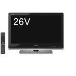 SHARP(シャープ) AQUOS(アクオス) 26V型 地上波デジタル液晶カラーテレビ LC-26DZ3-S シルバーの詳細ページへ