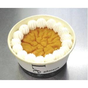 半熟カステラ生クリーム付 50gカップ×6個セット