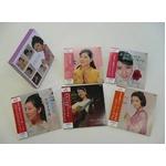吉永小百合 オリジナル紙ジャケットBOX CD5枚組