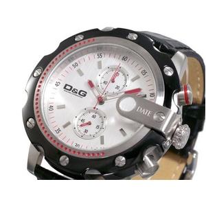 D&G(ディー・アンド・ジー) 腕時計 SEAN クロノグラフ DW0366