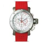 MAX XL WATCHES(マックスエックスエルウォッチ) ラバーベルト腕時計 5-MAX520 47ミリ レッド