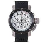 MAX XL WATCHES(マックスエックスエルウォッチ) ラバーベルト腕時計 5-MAX426 47ミリ ブラック