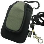 Rix(リックス) 3通りの使い方が出来る 縦型 ネオプレーンケース 携帯・デジカメ等対応 (グレー) RX-NP766GY 【2個セット】の詳細ページへ