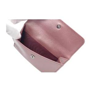 02プラダ/PRADA ナイロン サフィアーノレザー 二つ折り財布(小銭入れあり)/ピンク 1M0523 MIRTILLO MORDER SAFIFANO