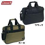 Coleman(コールマン) シングルブリーフケース CBL9011 ブラック